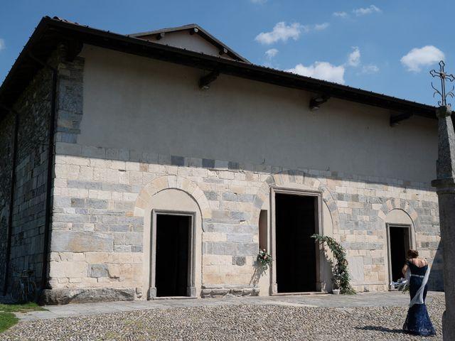 Il matrimonio di Bryan e Alessia a Pombia, Novara 41