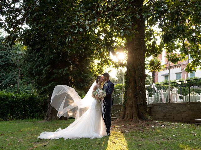 Il matrimonio di Bryan e Alessia a Pombia, Novara 45