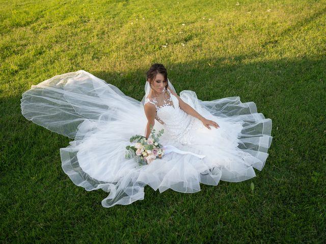 Il matrimonio di Bryan e Alessia a Pombia, Novara 47