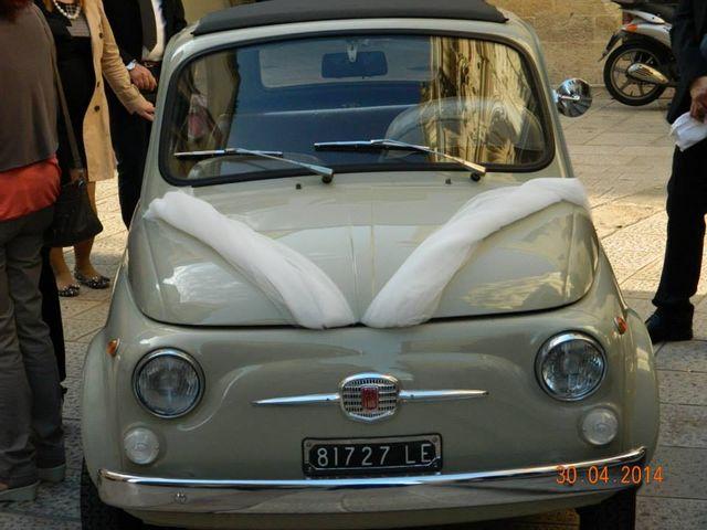 Il matrimonio di Manuela e Giorgio a Lecce, Lecce 3