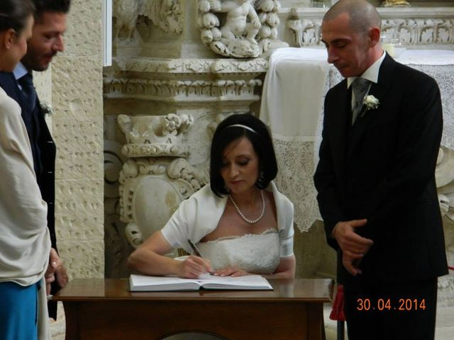 Il matrimonio di Manuela e Giorgio a Lecce, Lecce 8