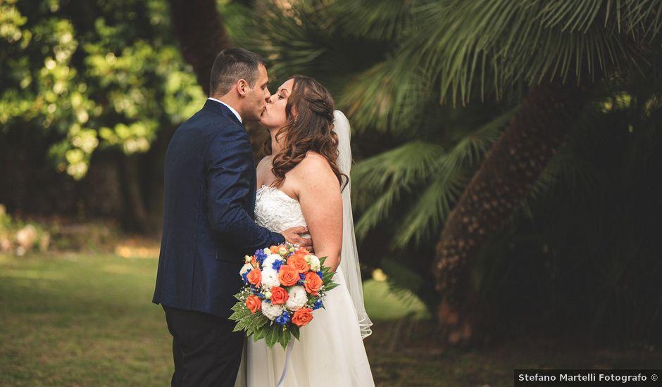 Il matrimonio di Matteo e Arianna a Massa, Massa Carrara
