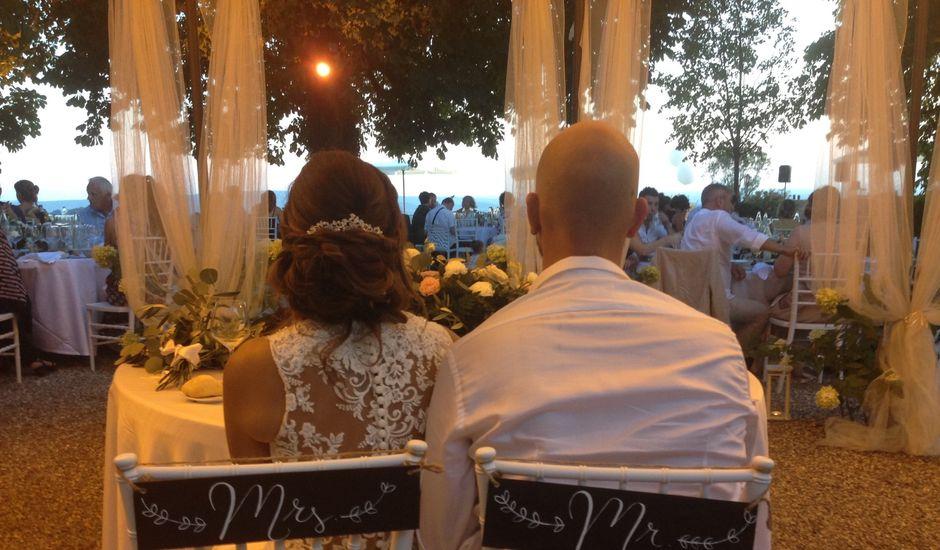 Il matrimonio di Alessio e Susanna a San Floriano del Collio, Gorizia