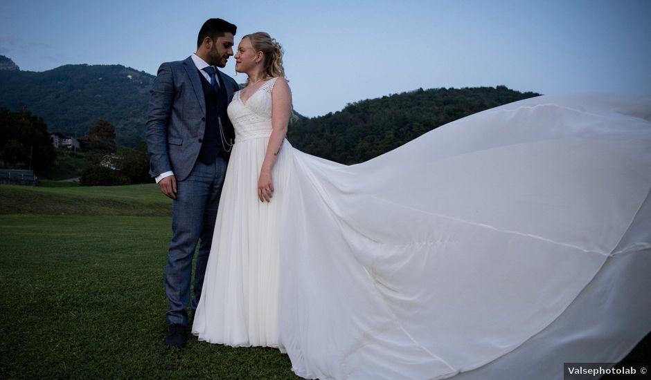 Il matrimonio di Angelo e Dalida a Caprino Bergamasco, Bergamo