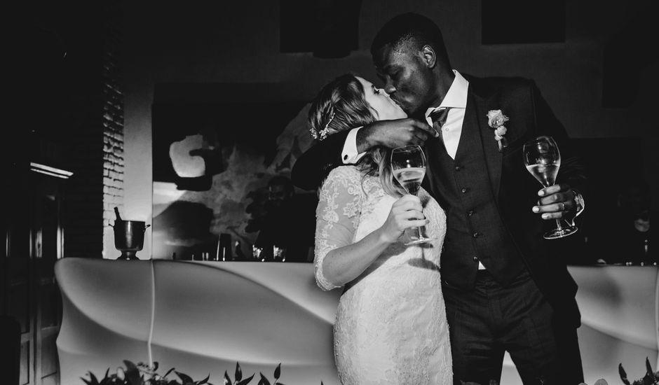 Il matrimonio di Yemmy e Christine a Sacile, Pordenone