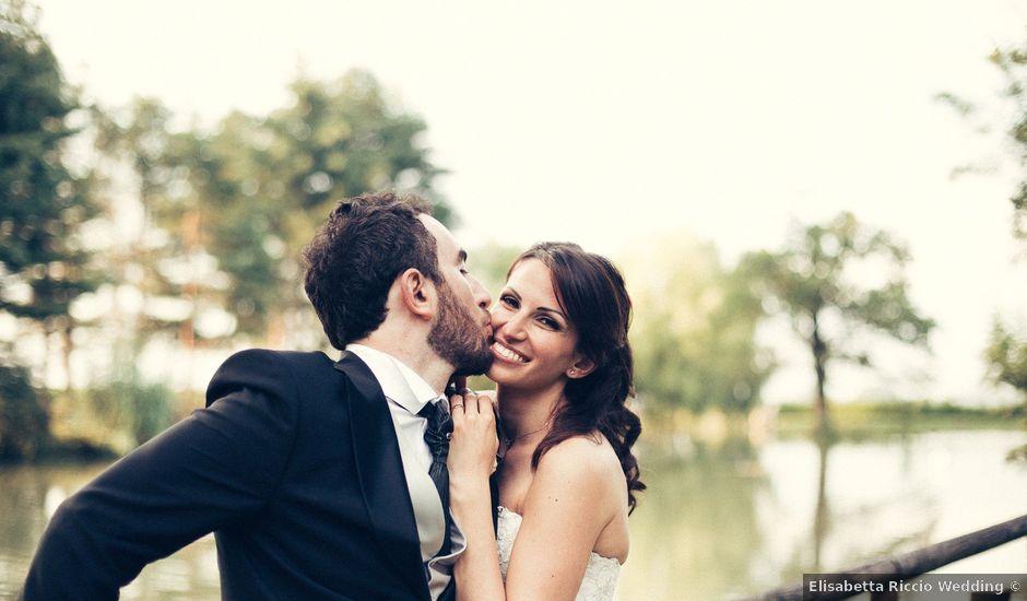Il matrimonio di Claudio e Paola a Poirino, Torino