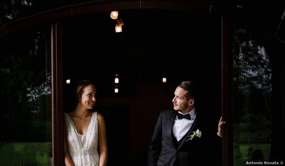 Il matrimonio di Dario e Anissa a Ispra, Varese