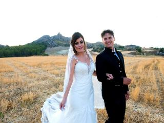 Le nozze di Angela e Toni