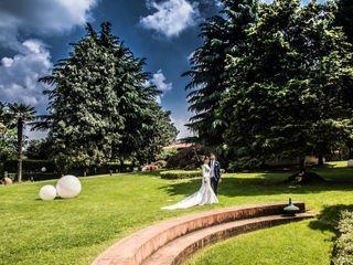 Le nozze di Veronica e Karim