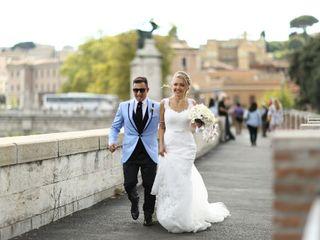 Le nozze di Ulyana e Valerio