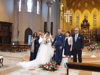 Le nozze di Andrea e Monia  1