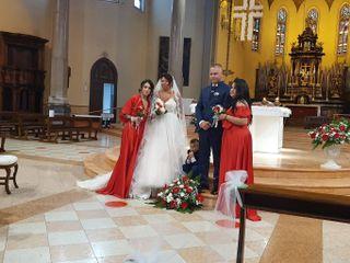 Le nozze di Andrea e Monia