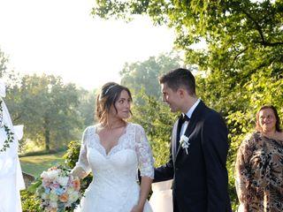 Le nozze di Mattia e Andra