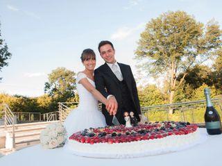 Le nozze di Marta e Ivano
