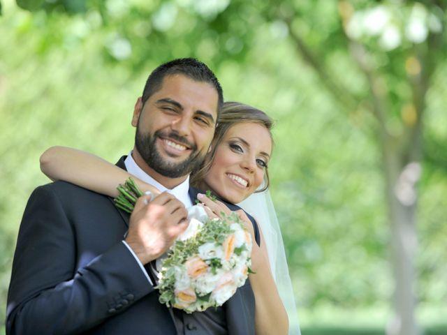 Le nozze di Ilaria e Sabino