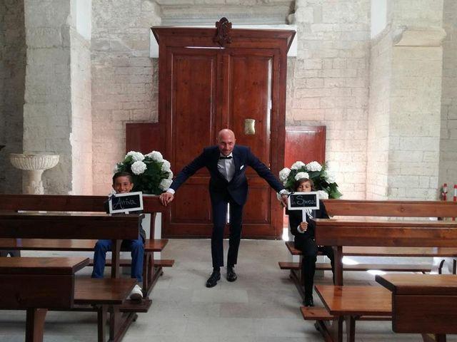 Il matrimonio di Giuseppe e Rossana a Trani, Bari 5
