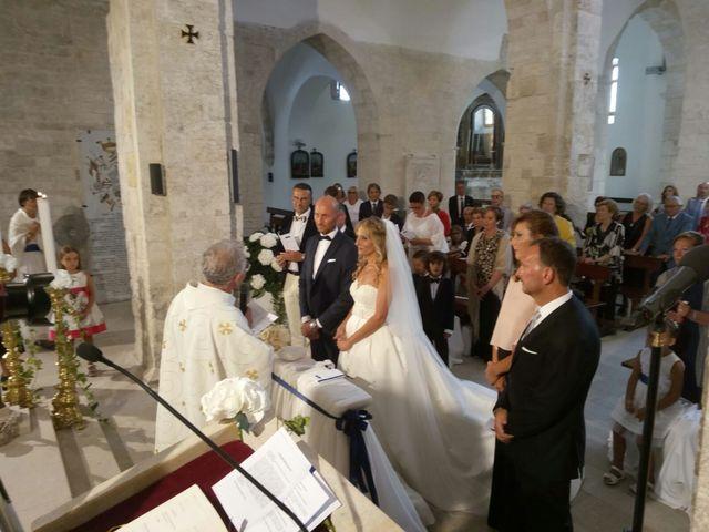 Il matrimonio di Giuseppe e Rossana a Trani, Bari 8