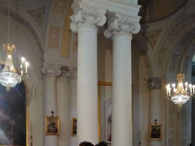Il matrimonio di Toni e Angela a Mineo, Catania 9