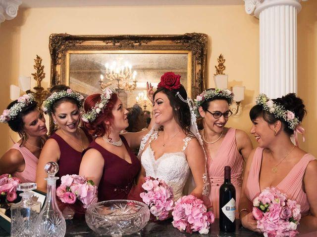 Il matrimonio di Toni e Angela a Mineo, Catania 11