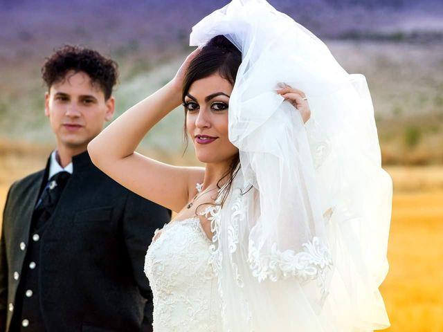 Il matrimonio di Toni e Angela a Mineo, Catania 13