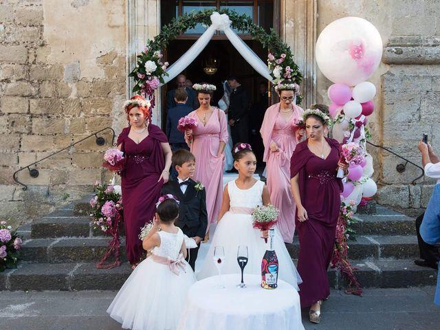 Il matrimonio di Toni e Angela a Mineo, Catania 14
