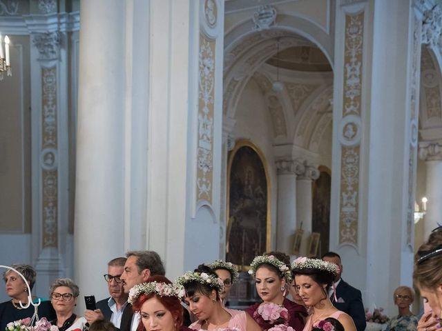 Il matrimonio di Toni e Angela a Mineo, Catania 18