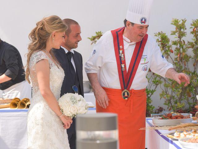Il matrimonio di Emanuele e Lucia a Pozzuoli, Napoli 45
