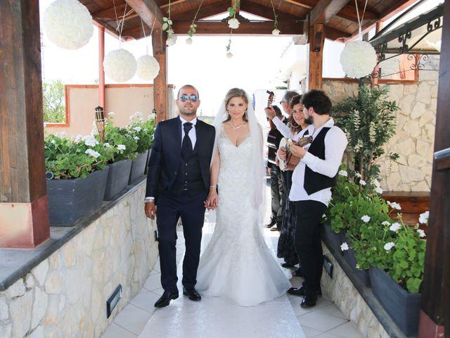 Il matrimonio di Emanuele e Lucia a Pozzuoli, Napoli 58