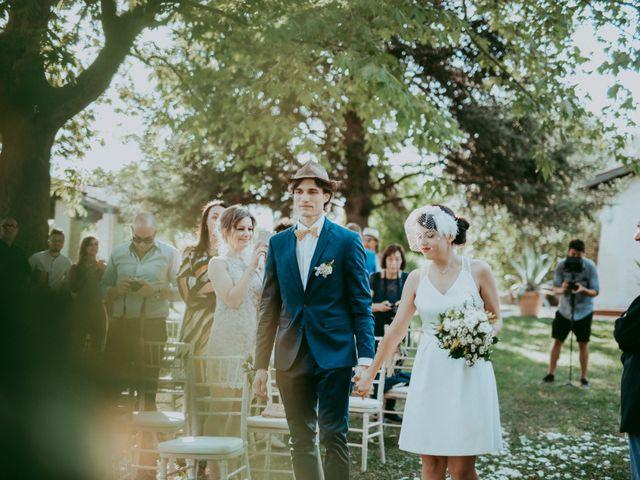 Il matrimonio di Livio e Francesca a San Lazzaro di Savena, Bologna 41