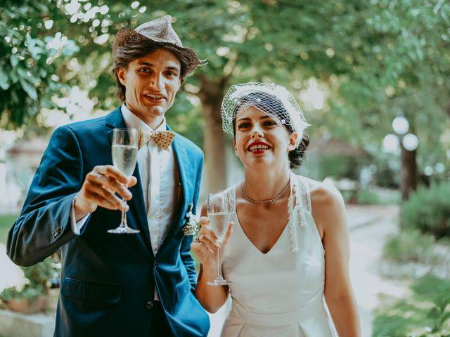 Il matrimonio di Livio e Francesca a San Lazzaro di Savena, Bologna 79