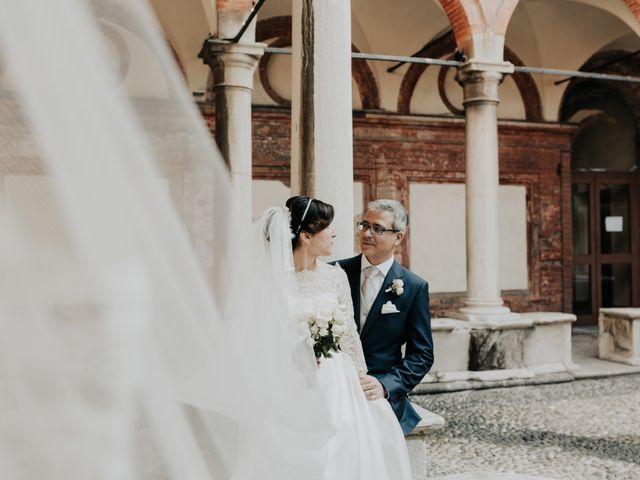 Le nozze di Elisa e Giovanni