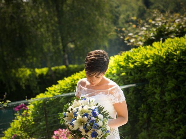 Il matrimonio di Karim e Veronica a Triuggio, Monza e Brianza 11