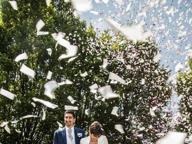 Il matrimonio di Karim e Veronica a Triuggio, Monza e Brianza 14