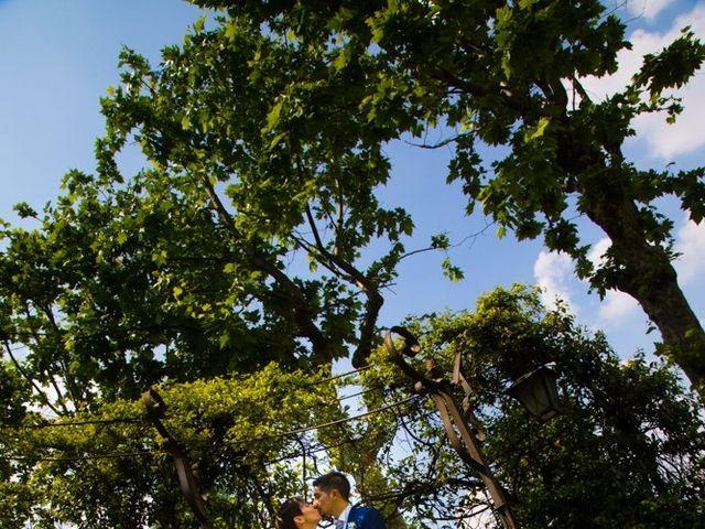Il matrimonio di Karim e Veronica a Triuggio, Monza e Brianza 16