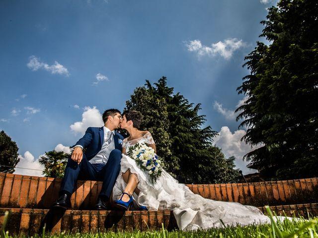 Il matrimonio di Karim e Veronica a Triuggio, Monza e Brianza 17