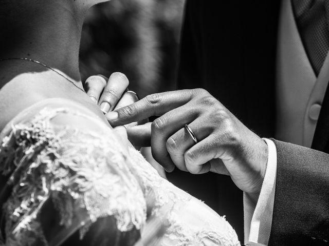 Il matrimonio di Karim e Veronica a Triuggio, Monza e Brianza 18