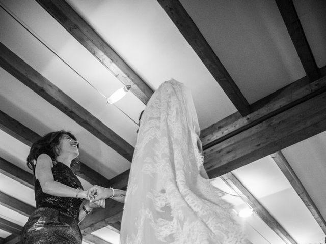 Il matrimonio di Karim e Veronica a Triuggio, Monza e Brianza 19