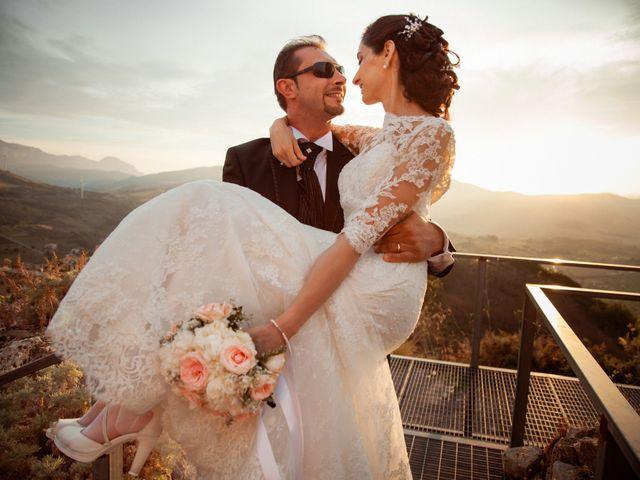 Le nozze di Ilenia e Luigi