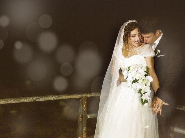 le nozze di Federica e Concetto