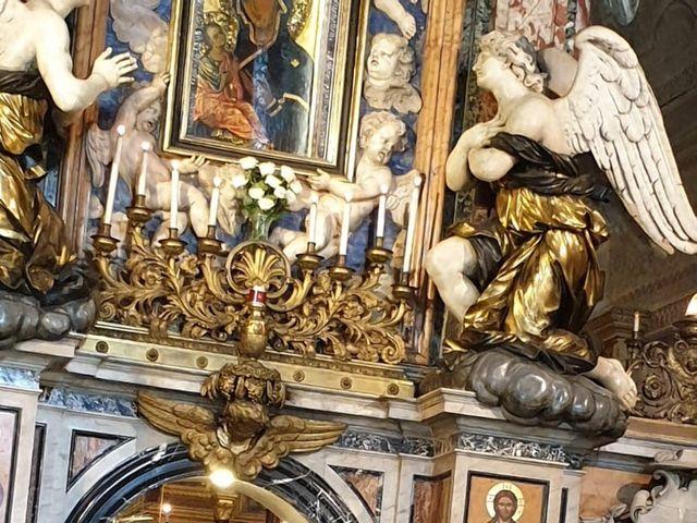 Il matrimonio di Mariana e Pietro a Grottaferrata, Roma 2