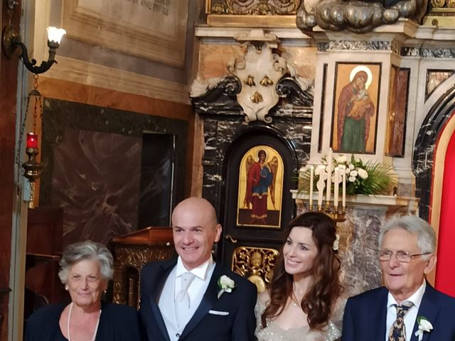 Il matrimonio di Mariana e Pietro a Grottaferrata, Roma 4