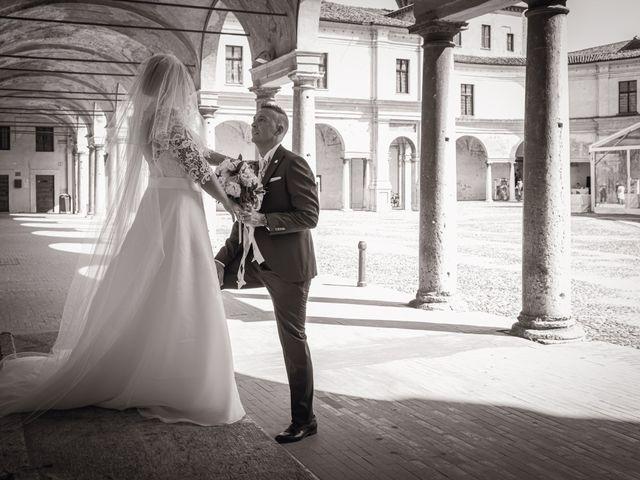 Le nozze di Ilaria e Fabrizio