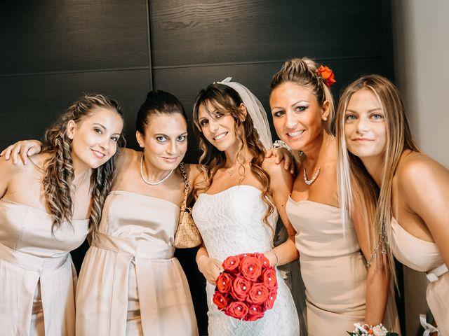Il matrimonio di Perla e Federico a Senigallia, Ancona 23