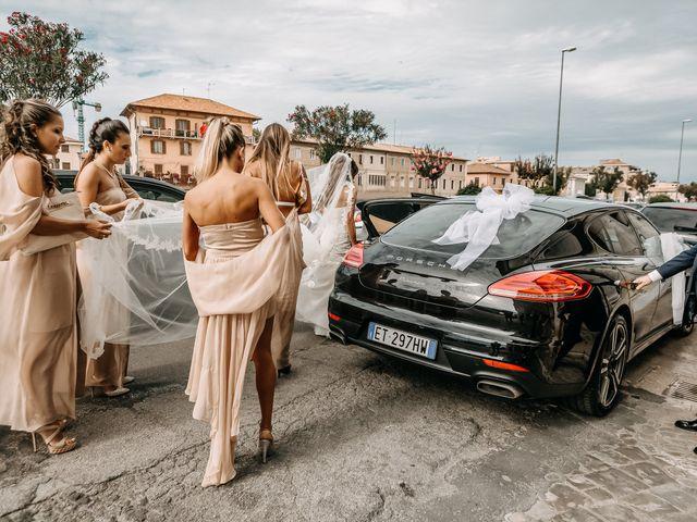 Il matrimonio di Perla e Federico a Senigallia, Ancona 29