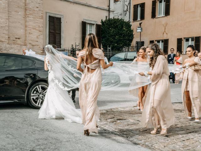 Il matrimonio di Perla e Federico a Senigallia, Ancona 33