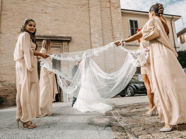 Il matrimonio di Perla e Federico a Senigallia, Ancona 34