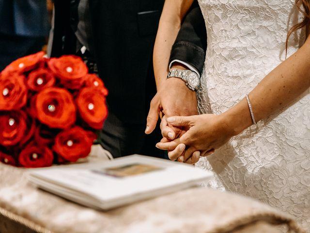 Il matrimonio di Perla e Federico a Senigallia, Ancona 35