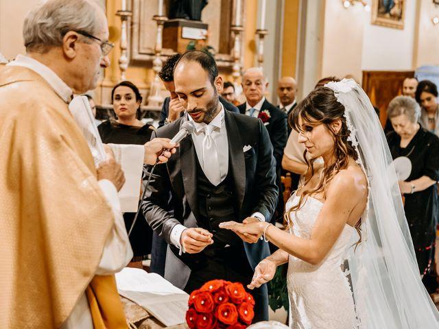 Il matrimonio di Perla e Federico a Senigallia, Ancona 38