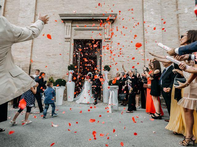 Il matrimonio di Perla e Federico a Senigallia, Ancona 1