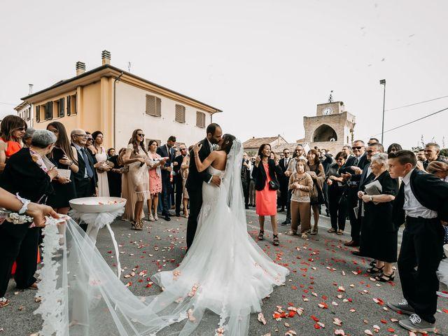 Il matrimonio di Perla e Federico a Senigallia, Ancona 40